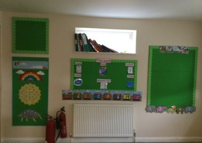 display board | Hawkinge location | Little Oaks | Hawkinge - Kent
