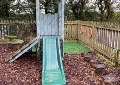 outside play area | Selsted location | Little Oaks | Selsted - Kent