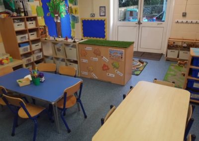 classroom | Selsted location | Little Oaks | Selsted - Kent